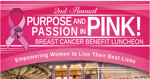 2nd Annual Purpose and Passion in Pink Luncheon